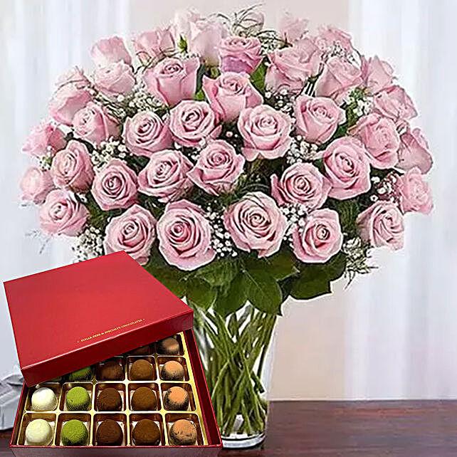 Purple Roses And Sugar Free Roses