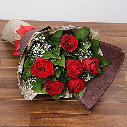 Romantic Roses Bouquet