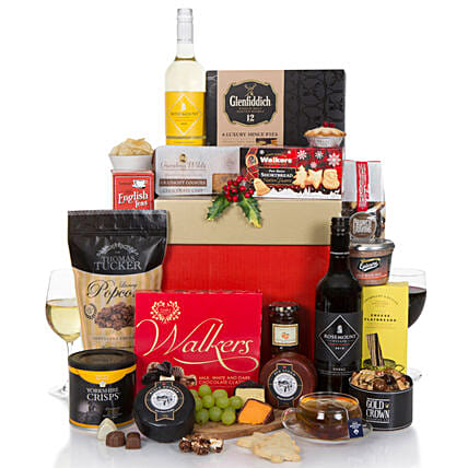 Scrumptious Food Hamper