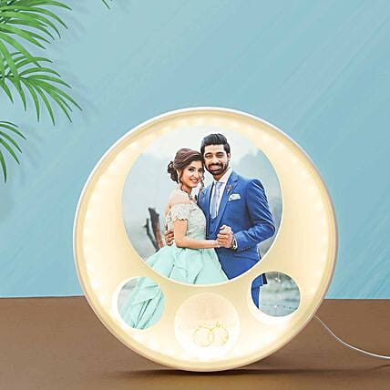 Table Top LED Photo Frame:Personalised Gifts to Singapore