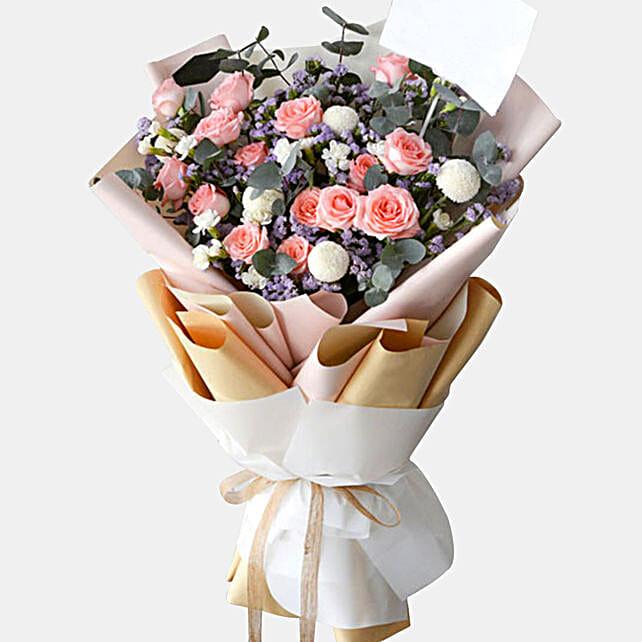 Tender Floral Bouquet