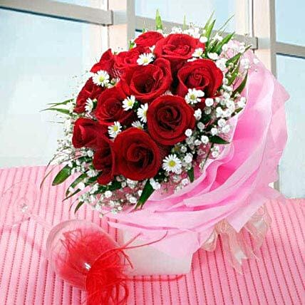 Multi wrapped Roses