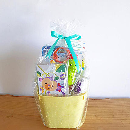 Luxury Baby Bucket Gift Hamper