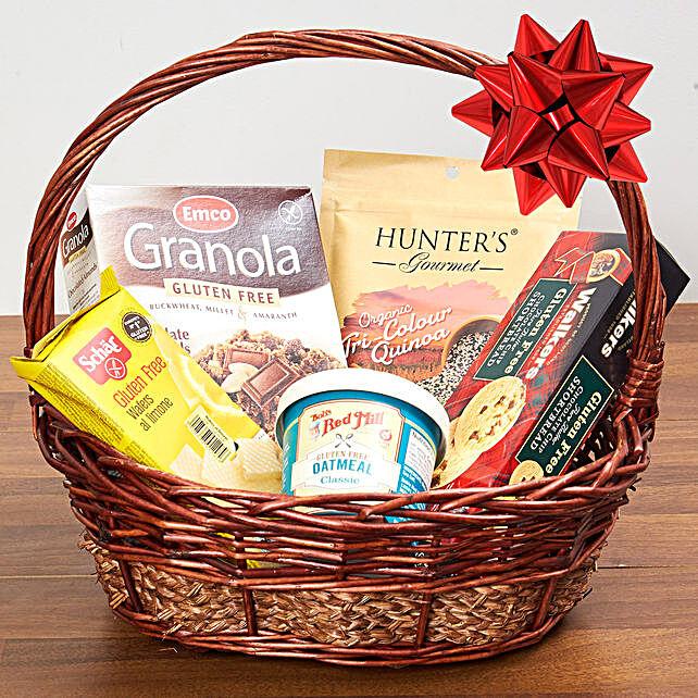 Gluten Free Snack Basket
