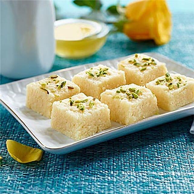 Yummy Khoya Barfi