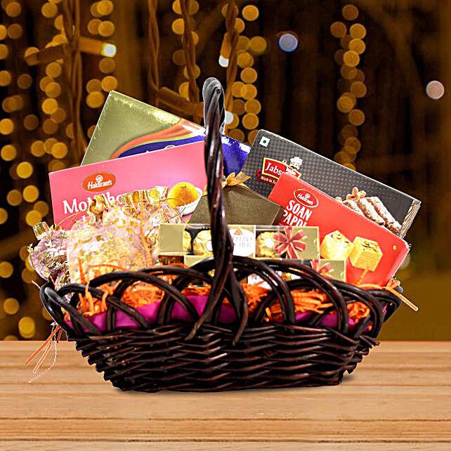 Delectable Sweets Diwali Hamper