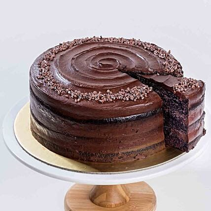 Valrhona Chocolate Truffle Cake:Chocolate Cake Delivery in Singapore
