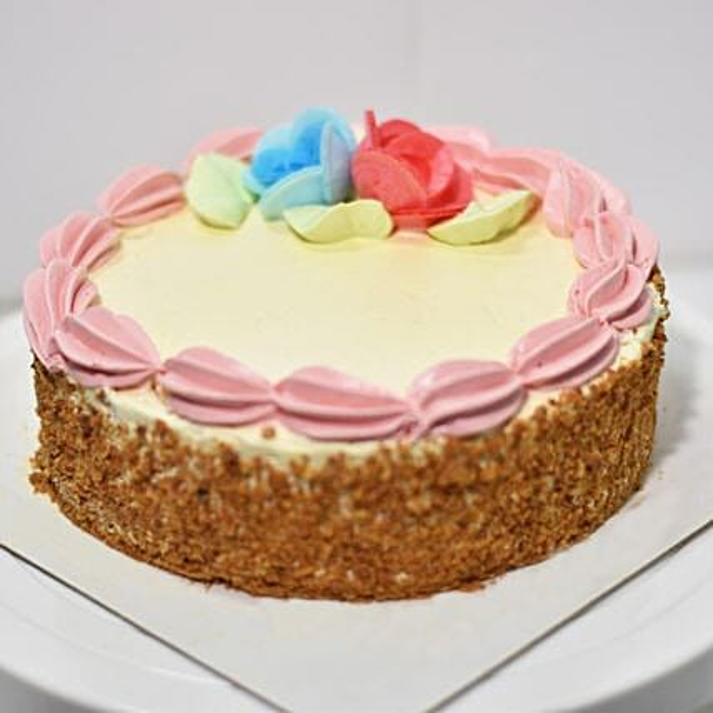 Vanilla Treat Cake