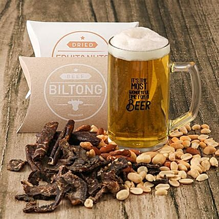 Beer Mug Gift Package