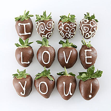 Berries To Say I Love You