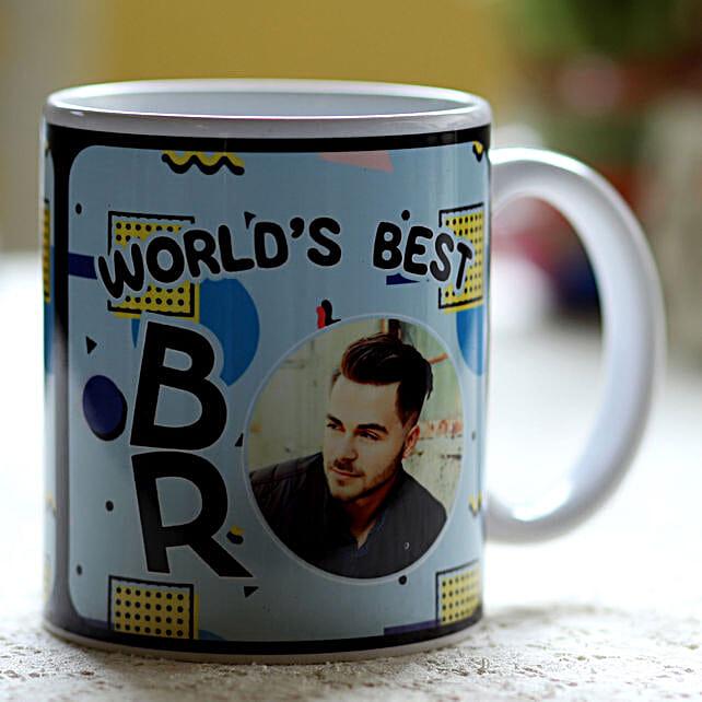 Online World's Best Bro Mug
