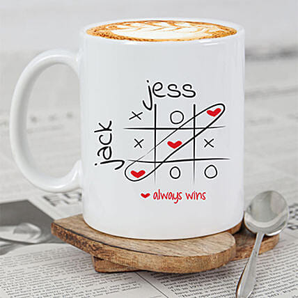 With Love Personalized Mug