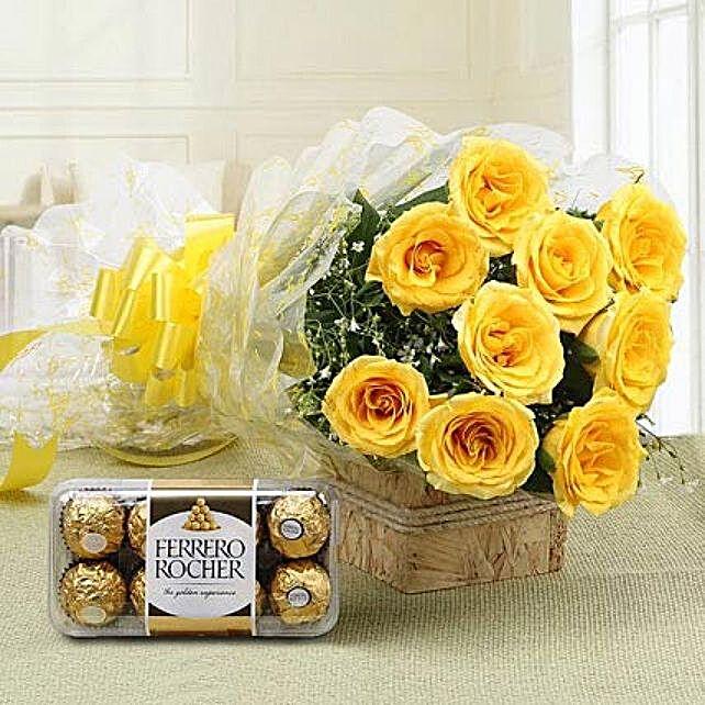 Cheerful Love Gift Combo
