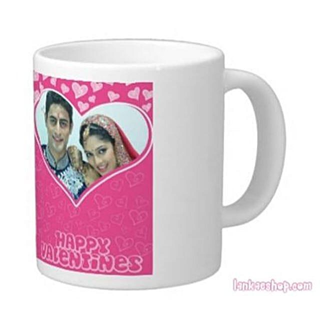 Personalised Magic Valentine Mug