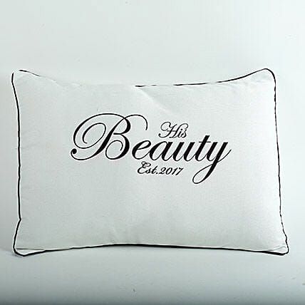 Beauty Personalized Pillow Cover