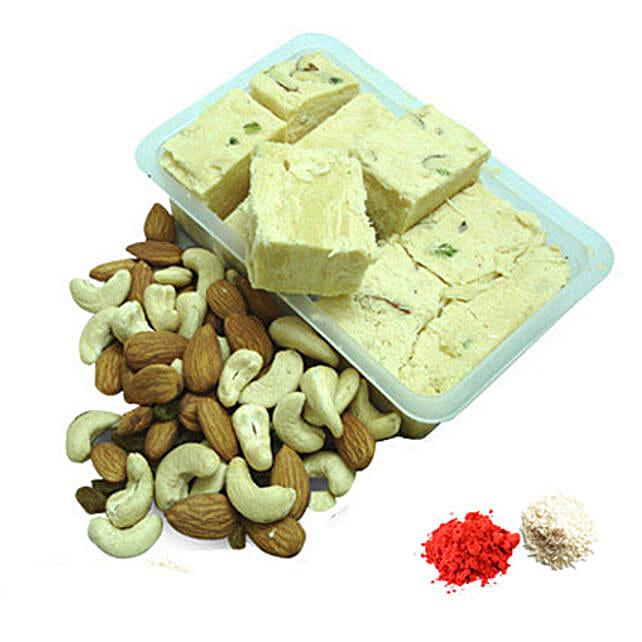 Bhai Dooj Sweets and Dry Fruits