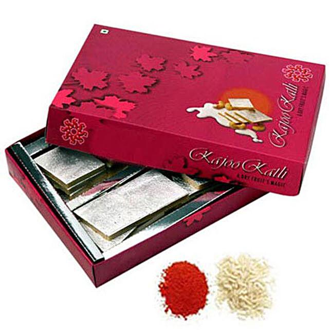 Bhaidooj-Kaju Katli-UAE:Sweet Delivery in UAE