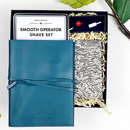 Bold Over Gift Set for Him:Anniversary Gift Hampers to UAE