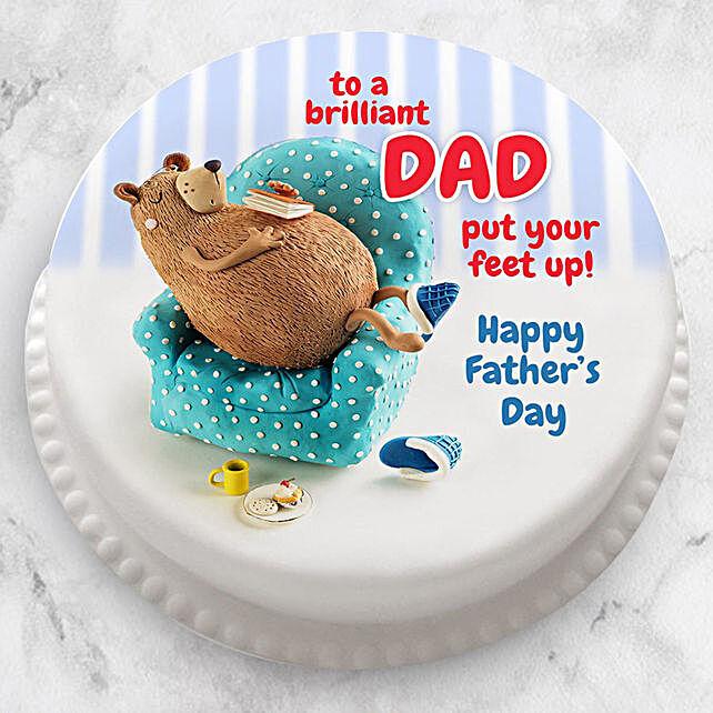 Brilliant Dad Cake
