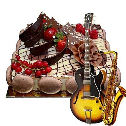 Cake Say it with a song