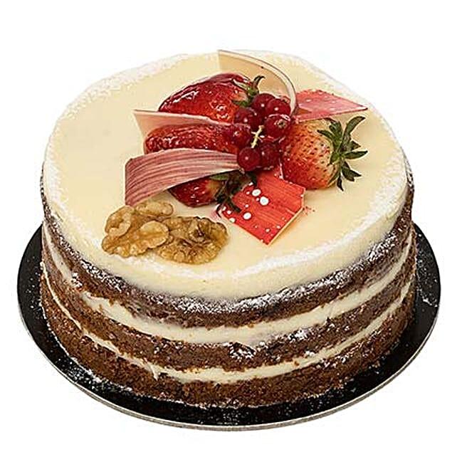 Carrot Cake:Gifts for Boyfriend in UAE
