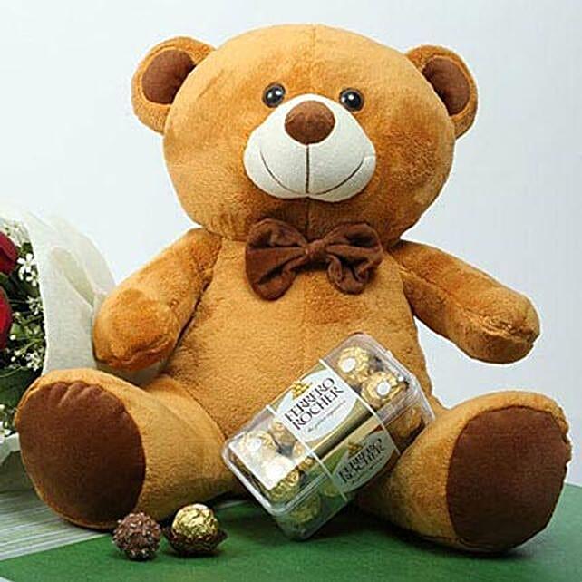 Choco Teddy Love