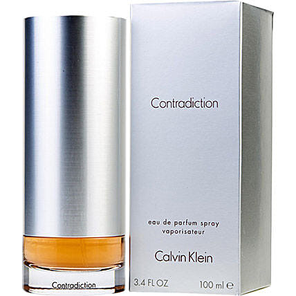 Contradiction by Calvin Klein for Women EDP:Perfumes Delivery in UAE