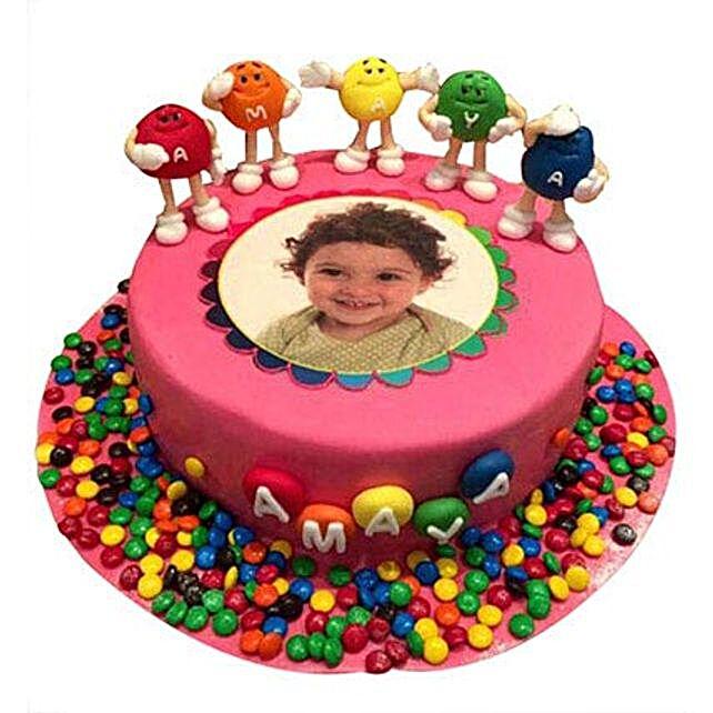 Cute picture Cake