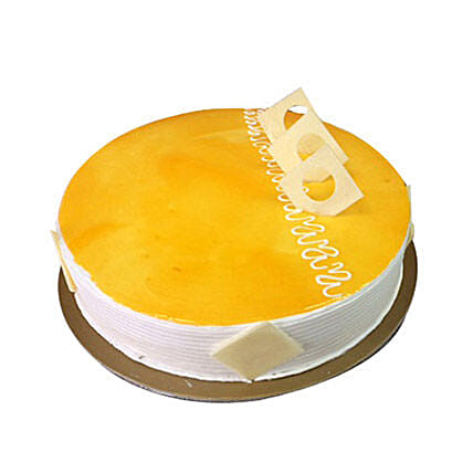 Eggless Mango Cake:Eggless Cake Delivery in UAE
