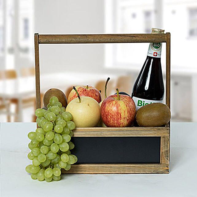 Fruits N Organic Juice Hamper