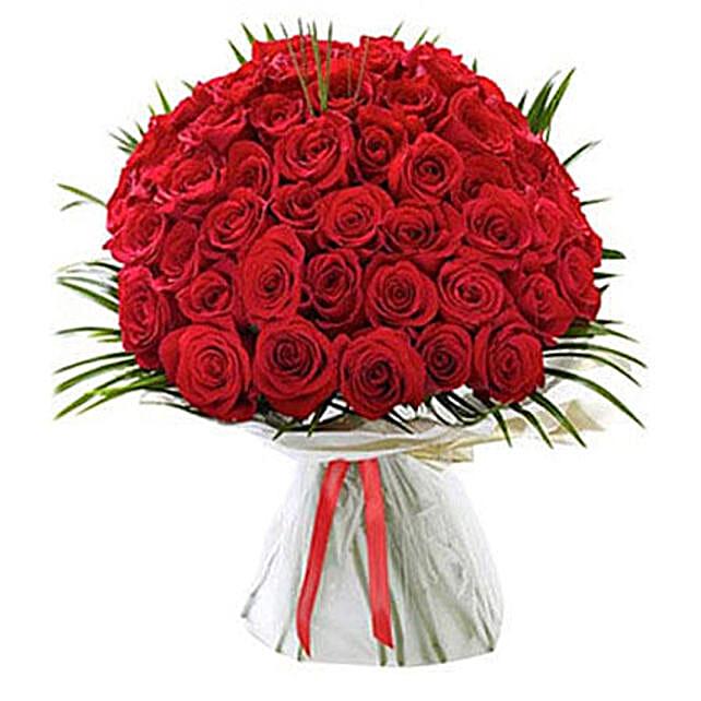 Garden of Roses 50 Stems