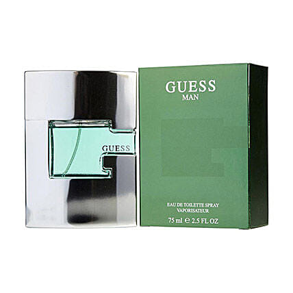 Guess Man by Guess for Men EDT:Perfumes Delivery in UAE