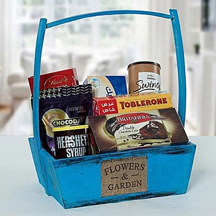 Hamper Of Chocolate Derivatives