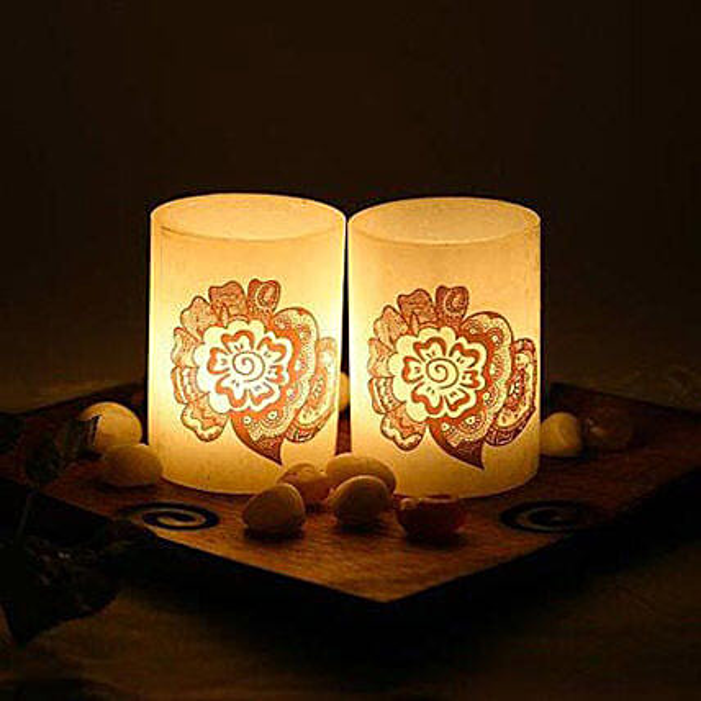 Illuminating Candle
