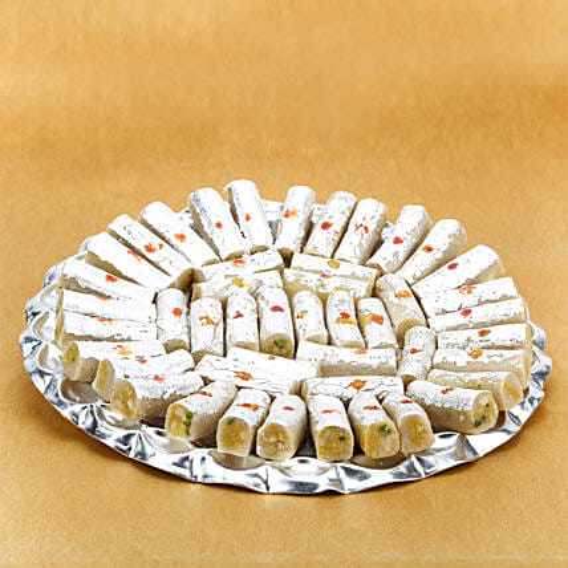 Kaju Rolls for Celebration