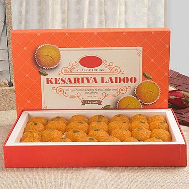 Lip Smacking Motichoor Laddoo:Send Wedding Gifts to UAE