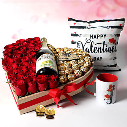 Love You Today and Everyday:Valentine's Day Gift Delivery in UAE
