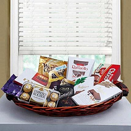 Luxurious Choco Hamper