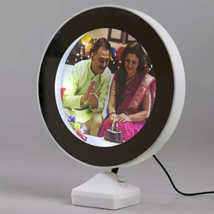 Magical LED Photo Frame:Personalised Gifts to UAE