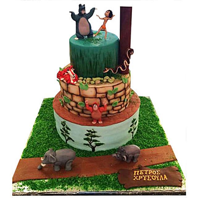 Maugli Cake