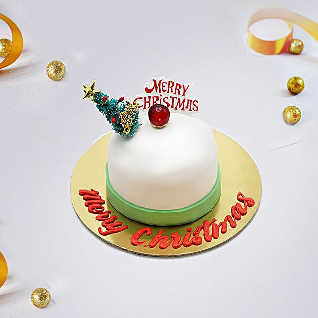 Mono Christmas Plum Cake
