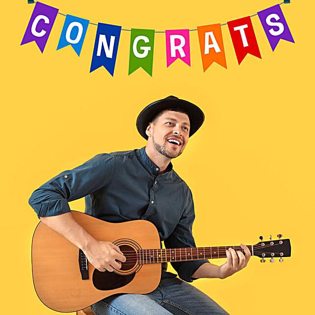 Musical Congratulations Online