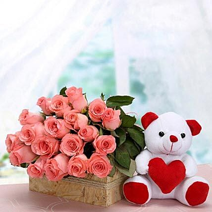 Perfect Fantasy:Flowers and Teddy Bears to UAE
