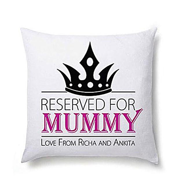 Personal Love Mom Cushion