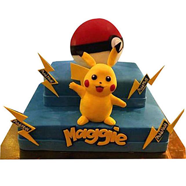 Pokemon classic Cake