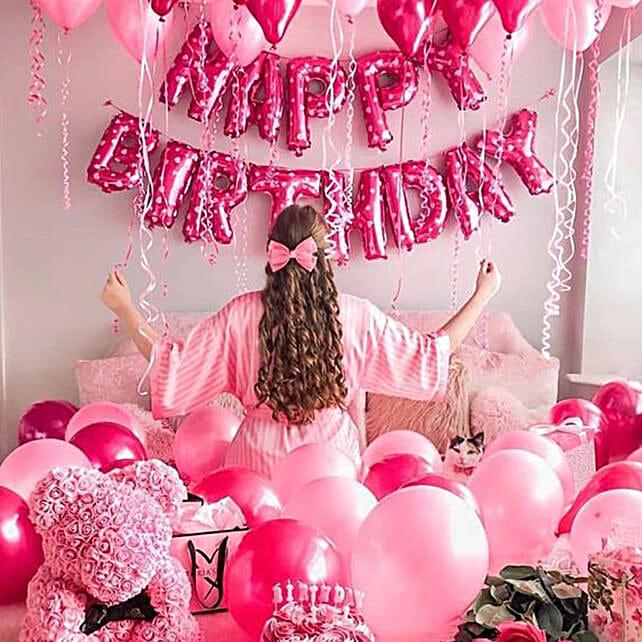 Princess Birthday Surprise:Send Gifts to UAE