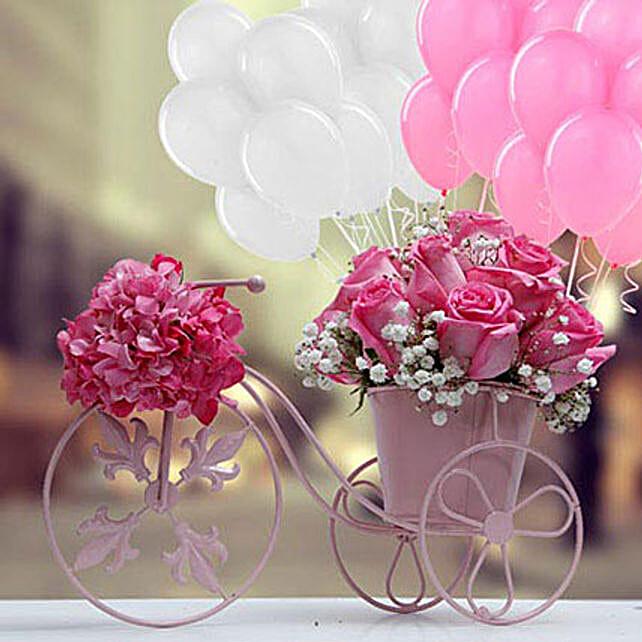 Sprinkling Happiness:Same Day Flower Arrangements in Dubai UAE