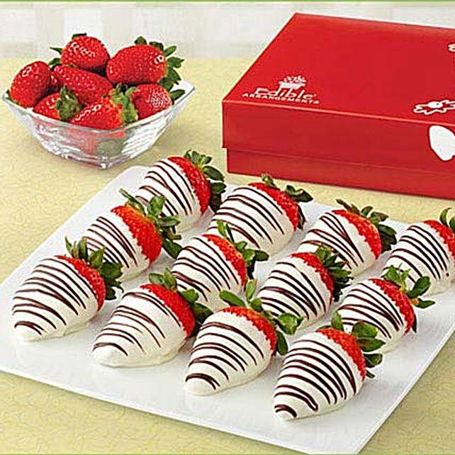 Swizzle Berries White Chocolate Box