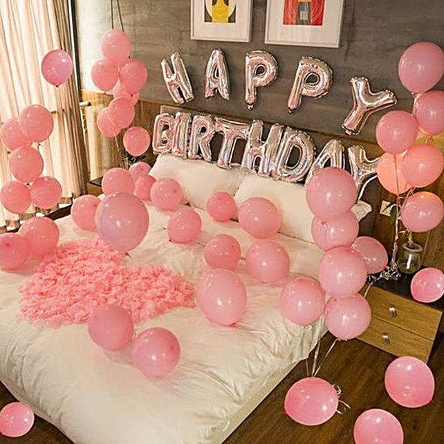The Perfect Birthday Decor