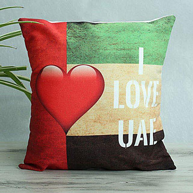UAE Printed Cushion